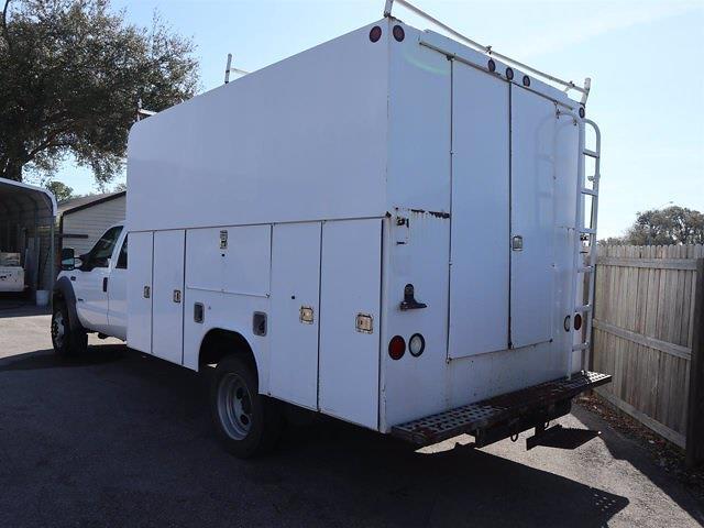 2006 Ford F-550 Crew Cab DRW 4x4, Service Utility Van #F21111TA - photo 1