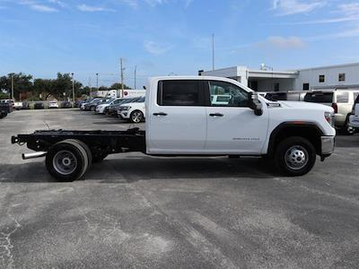 2021 GMC Sierra 3500 Crew Cab 4x4, Cab Chassis #F21166 - photo 4