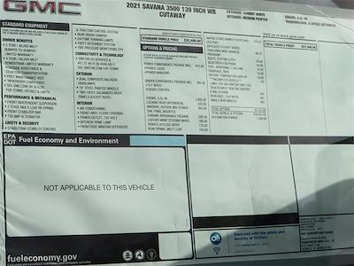 2021 GMC Savana 3500 4x2, Knapheide KUV Service Utility Van #F21189 - photo 13