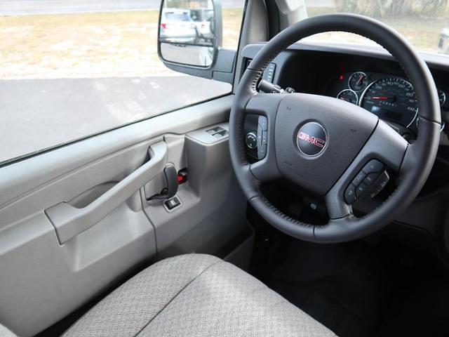 2021 GMC Savana 3500 4x2, Knapheide KUV Service Utility Van #F21190 - photo 8