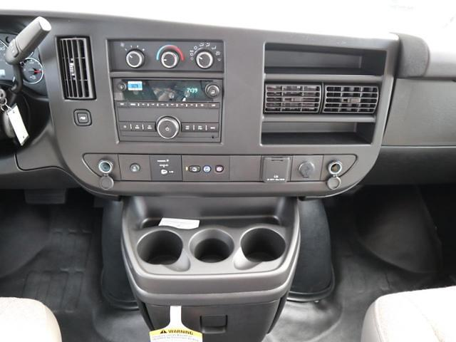 2021 GMC Savana 3500 4x2, Knapheide KUV Service Utility Van #F21190 - photo 9