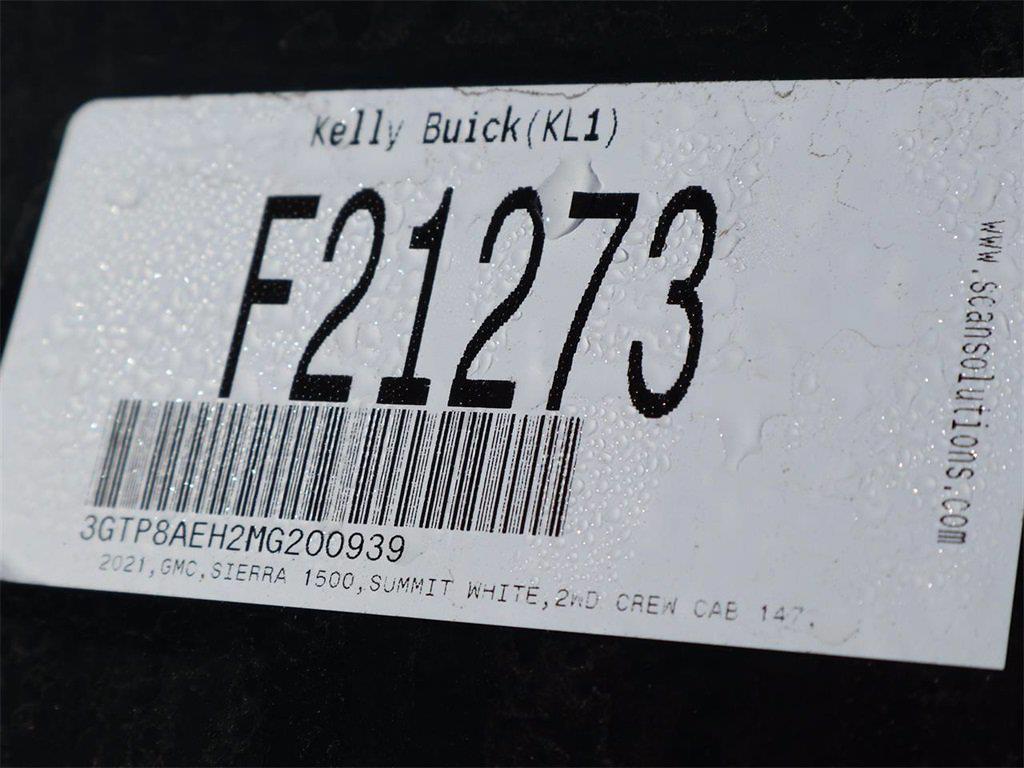 2021 GMC Sierra 1500 Crew Cab 4x2, Pickup #F21273 - photo 16
