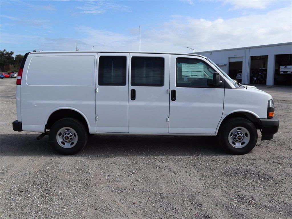 2021 GMC Savana 2500 4x2, Masterack Upfitted Cargo Van #F21300 - photo 14