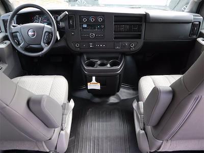 2021 GMC Savana 2500 4x2, Masterack Upfitted Cargo Van #F21300 - photo 5