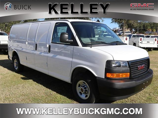 2021 GMC Savana 2500 4x2, Upfitted Cargo Van #F21301 - photo 1