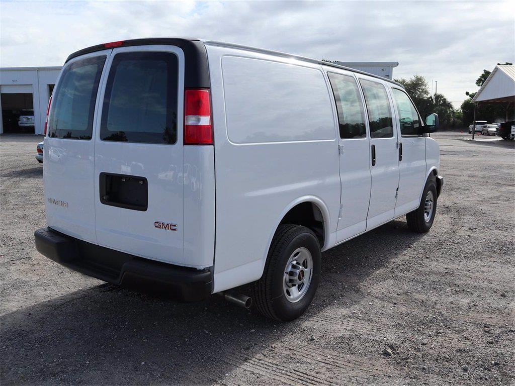 2021 GMC Savana 2500 4x2, Masterack Upfitted Cargo Van #F21306 - photo 15