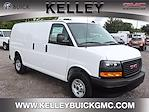 2021 GMC Savana 2500 4x2, Empty Cargo Van #F21319 - photo 1