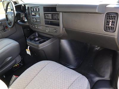 2021 GMC Savana 2500 4x2, Masterack Upfitted Cargo Van #F21339 - photo 5
