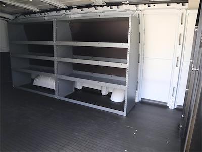 2021 GMC Savana 2500 4x2, Masterack Upfitted Cargo Van #F21339 - photo 2