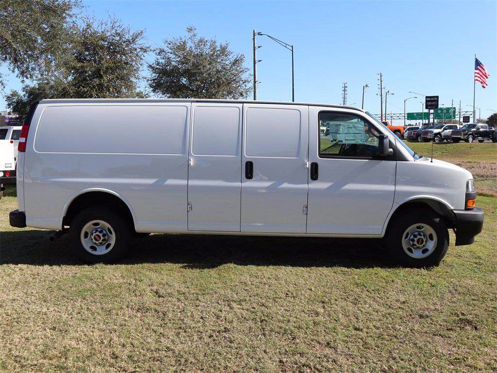 2021 GMC Savana 2500 4x2, Masterack Upfitted Cargo Van #F21344 - photo 4