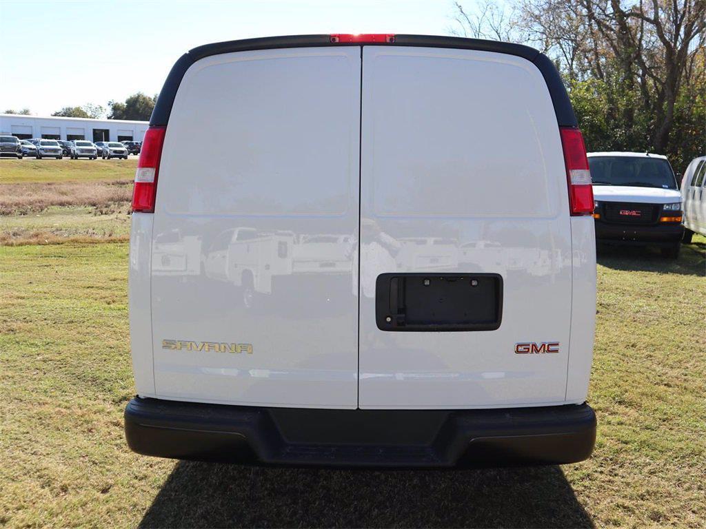 2021 GMC Savana 2500 4x2, Masterack Upfitted Cargo Van #F21344 - photo 6