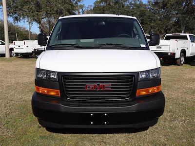 2021 GMC Savana 2500 4x2, Masterack Upfitted Cargo Van #F21344 - photo 3