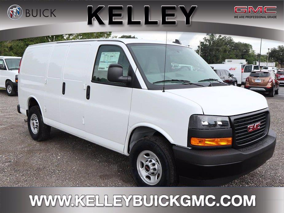 2021 GMC Savana 2500 4x2, Knapheide Upfitted Cargo Van #F21379 - photo 1