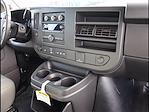 2021 GMC Savana 2500 4x2, Knapheide Upfitted Cargo Van #F21381 - photo 10