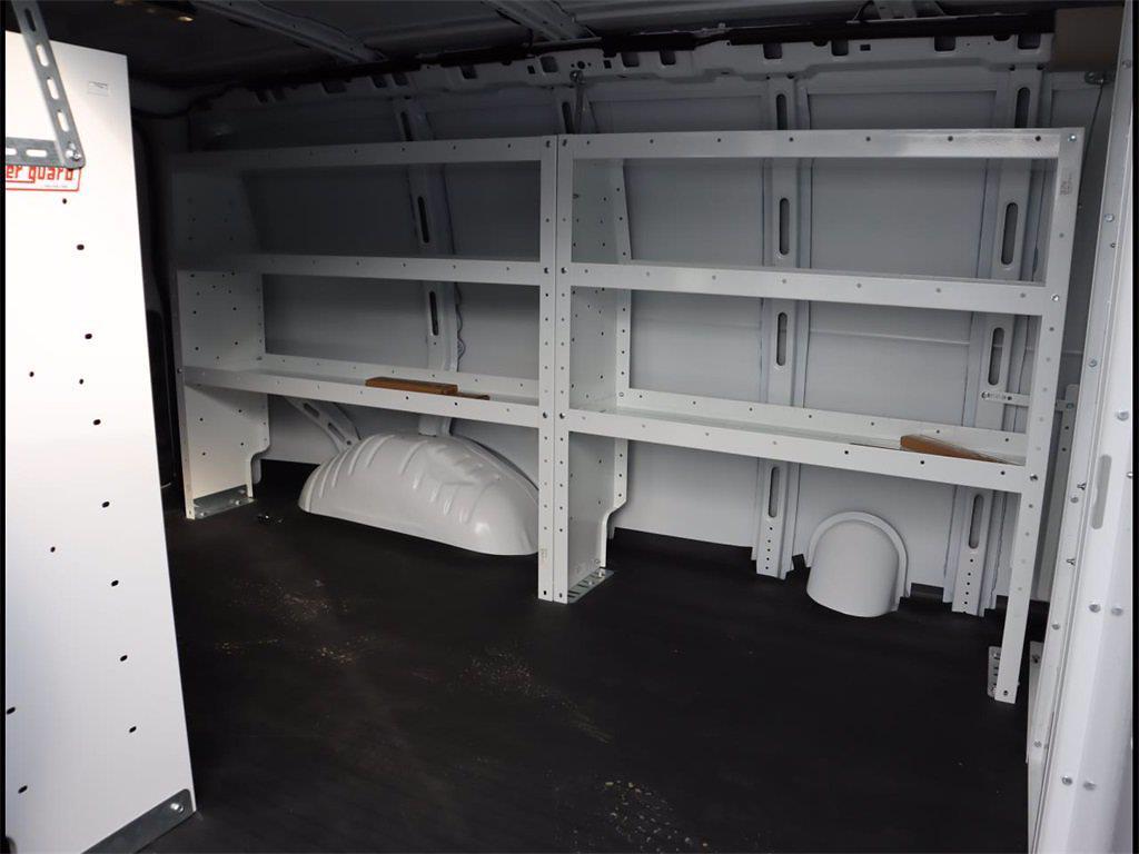 2021 GMC Savana 2500 4x2, Knapheide KVE Upfitted Cargo Van #F21433 - photo 2
