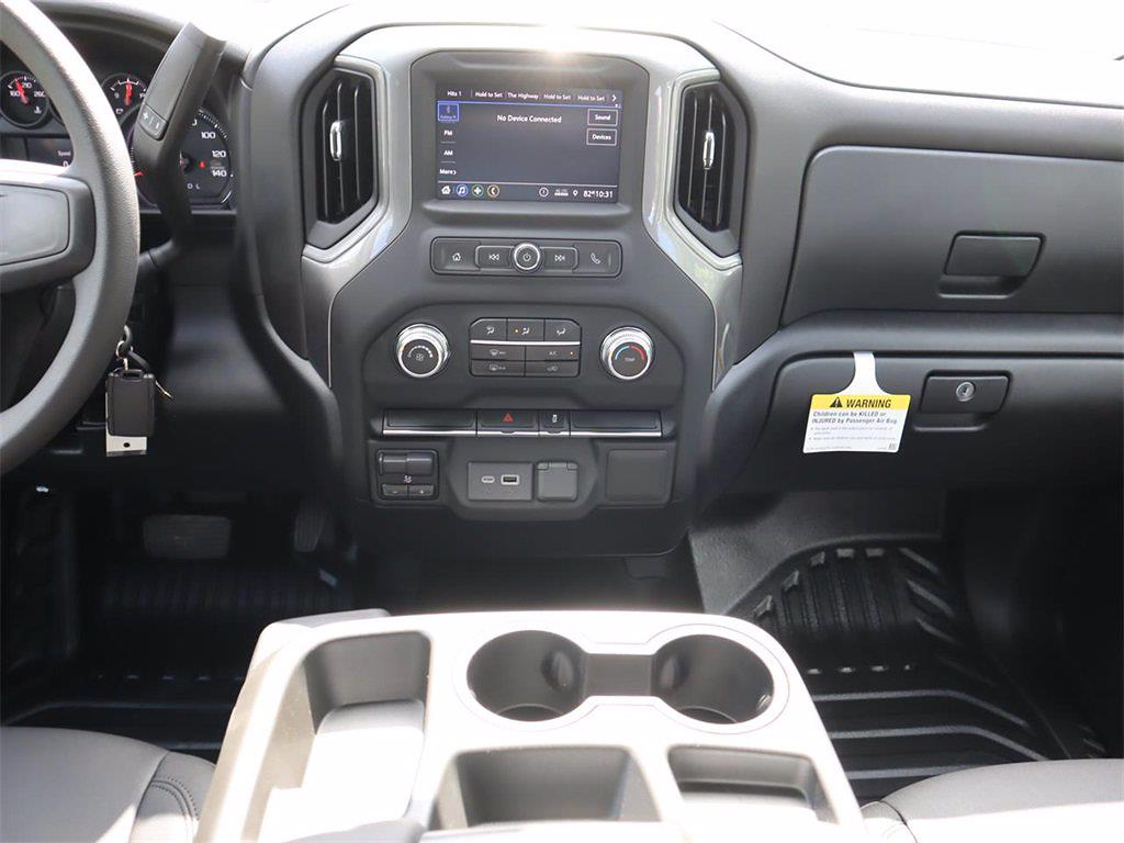 2021 GMC Sierra 2500 Double Cab 4x4, Knapheide Steel Service Body #F21516 - photo 9