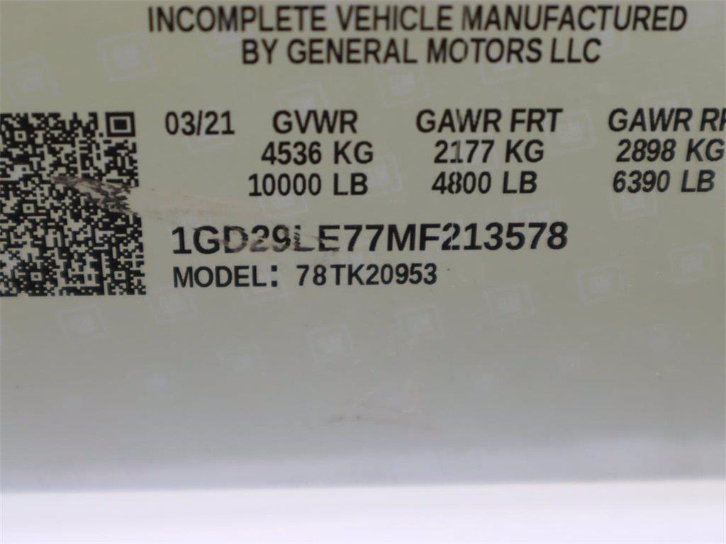 2021 GMC Sierra 2500 Double Cab 4x4, Knapheide Steel Service Body #F21516 - photo 16