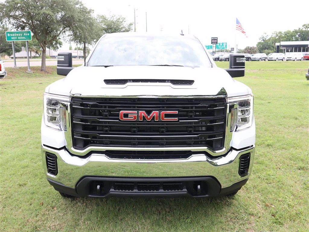 2021 GMC Sierra 2500 Crew Cab 4x4, Pickup #F21517 - photo 3