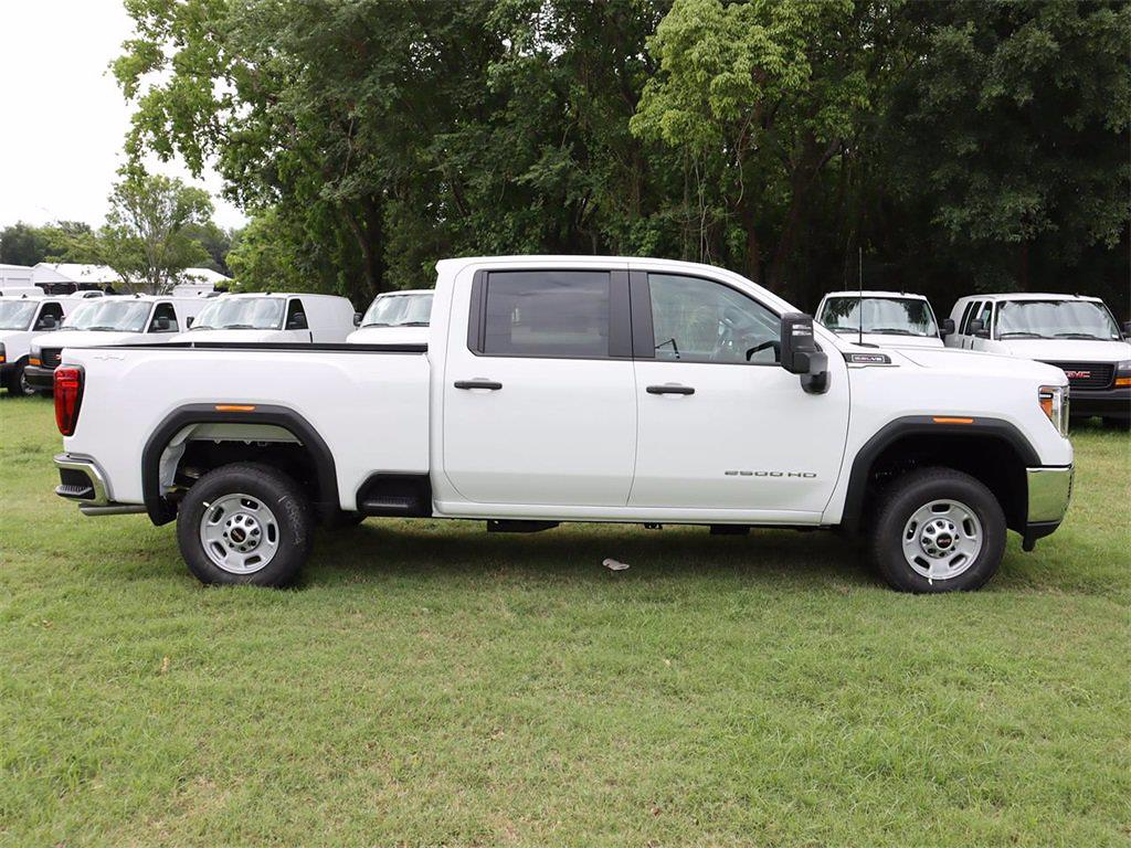 2021 GMC Sierra 2500 Crew Cab 4x4, Pickup #F21517 - photo 4
