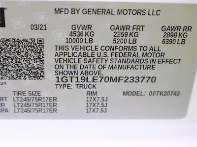 2021 GMC Sierra 2500 Crew Cab 4x4, Pickup #F21517 - photo 15