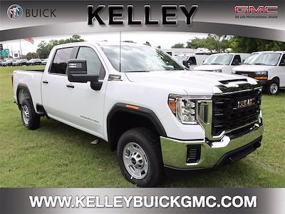 2021 GMC Sierra 2500 Crew Cab 4x4, Pickup #F21517 - photo 1