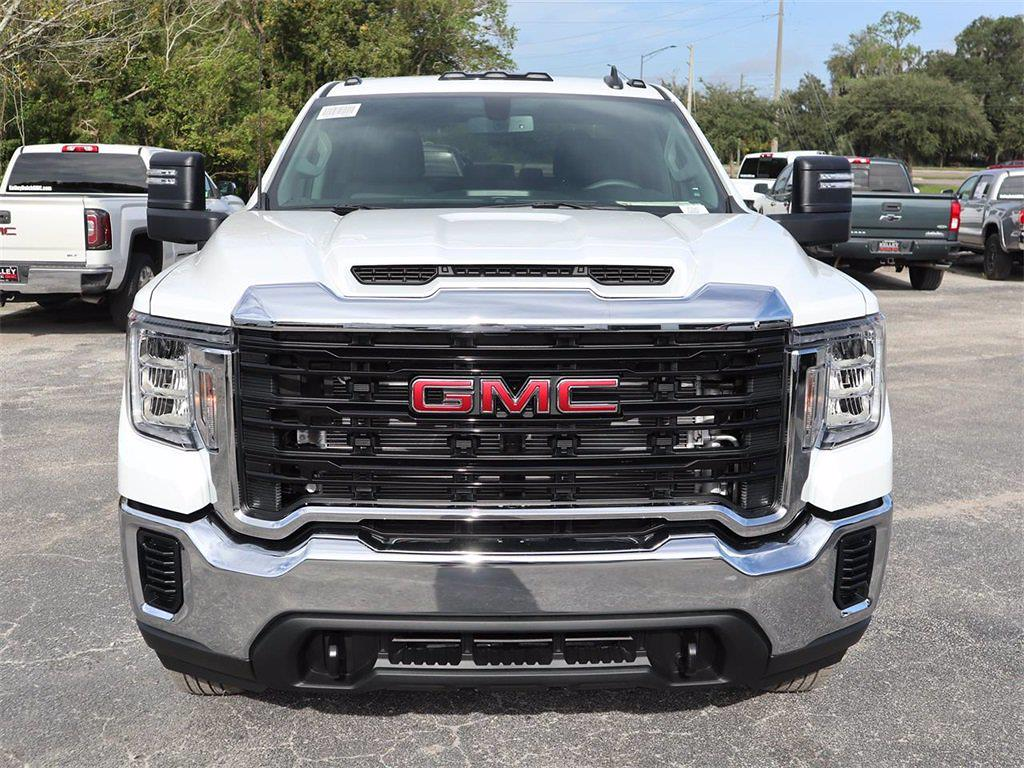 2021 GMC Sierra 3500 Crew Cab 4x4, Cab Chassis #F21541 - photo 3