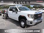 2021 GMC Sierra 3500 Crew Cab 4x4, Cab Chassis #F21541 - photo 1