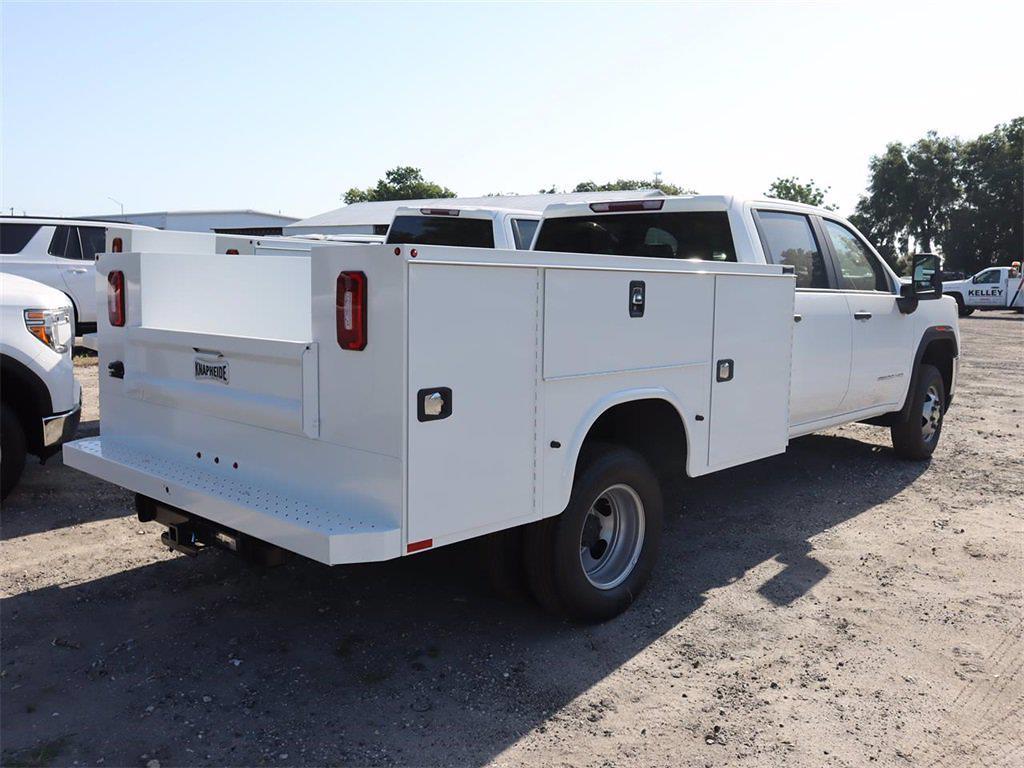 2021 GMC Sierra 3500 Crew Cab 4x4, Knapheide Service Body #F21576 - photo 1