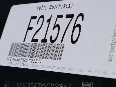 2021 GMC Sierra 3500 Crew Cab 4x4, Knapheide Steel Service Body #F21576 - photo 16