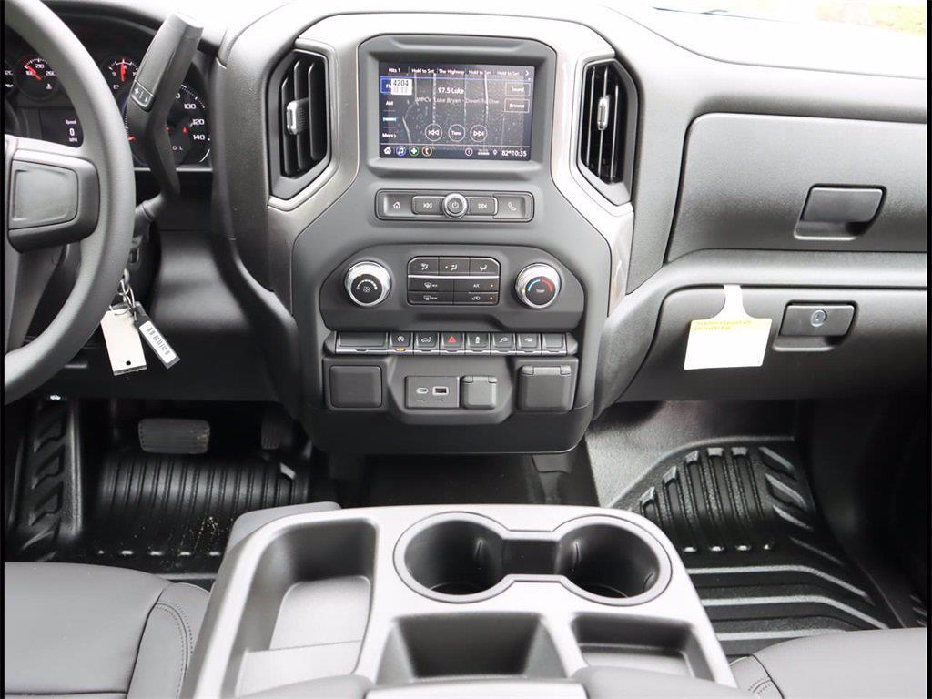 2021 GMC Sierra 1500 Regular Cab 4x4, Pickup #F21591 - photo 9