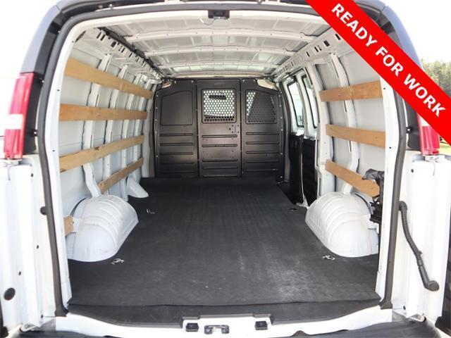 2019 GMC Savana 2500 RWD, Empty Cargo Van #R20187 - photo 1