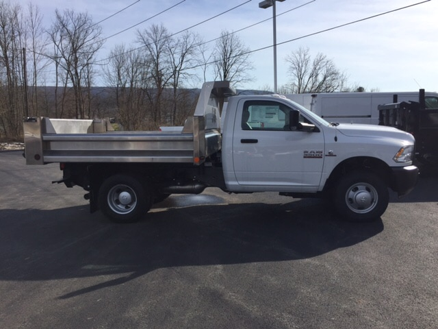 2016 Ram 3500 Regular Cab DRW 4x4 Dump Body #1283 - photo 6