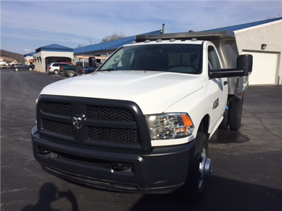 2016 Ram 3500 Regular Cab DRW 4x4 Dump Body #1283 - photo 3