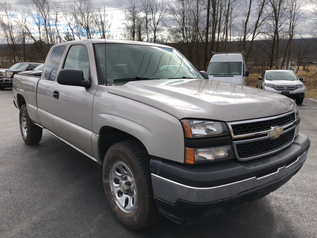 2006 Silverado 1500 Extended Cab 4x4, Pickup #1288 - photo 4