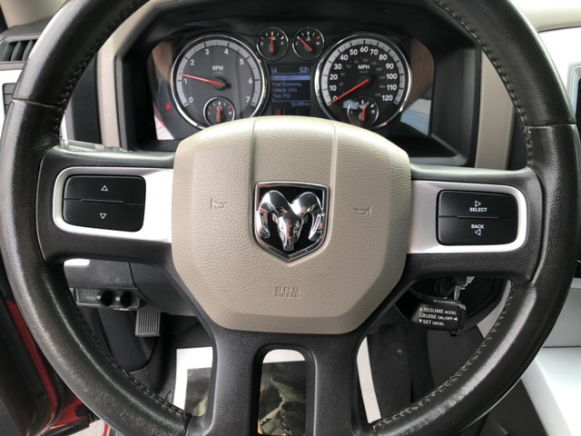2010 Ram 1500 Extended Cab 4x4, Pickup #1294 - photo 12