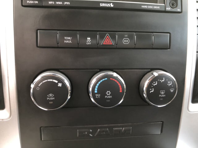 2010 Ram 1500 Extended Cab 4x4, Pickup #1294 - photo 14