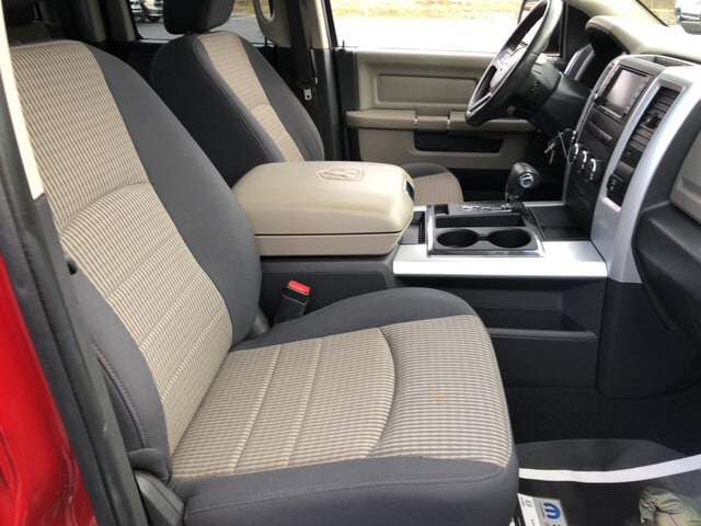 2010 Ram 1500 Extended Cab 4x4, Pickup #1294 - photo 19