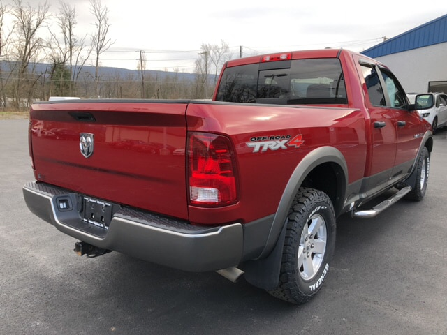 2010 Ram 1500 Extended Cab 4x4, Pickup #1294 - photo 7
