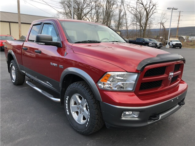 2010 Ram 1500 Extended Cab 4x4, Pickup #1294 - photo 4