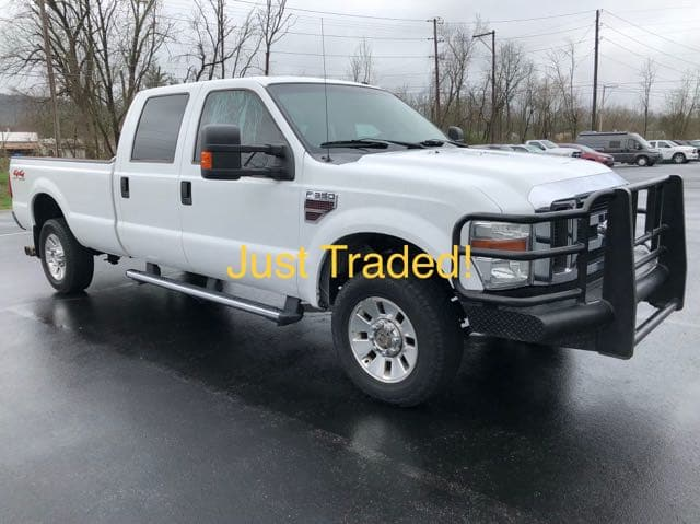 2008 F-350 Crew Cab 4x4,  Pickup #16152B - photo 1