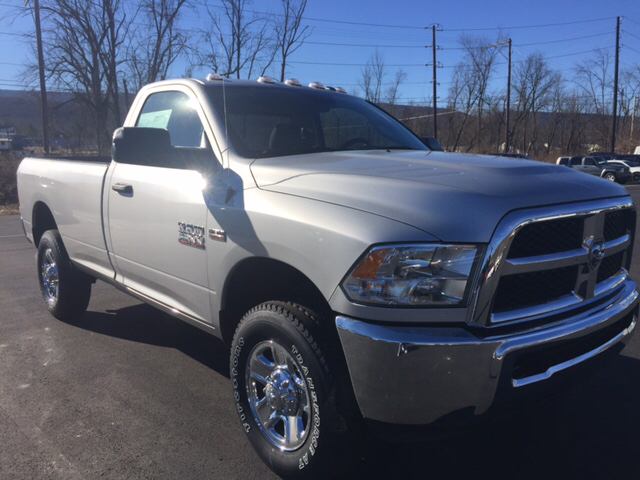 2017 Ram 2500 Regular Cab 4x4, Pickup #16238 - photo 4