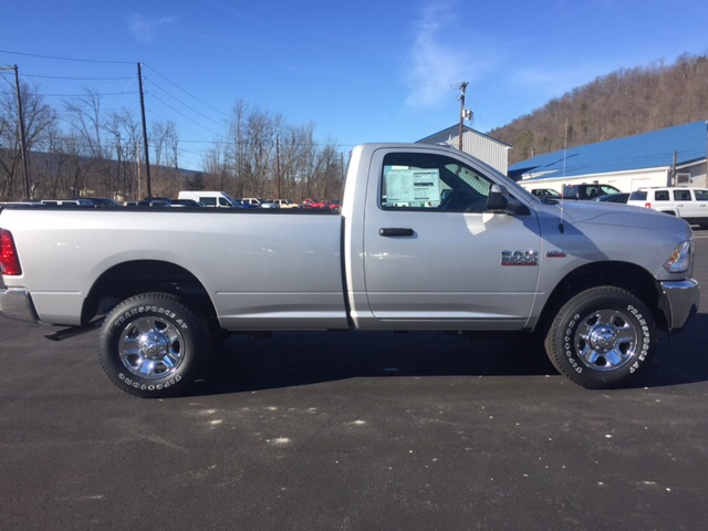 2017 Ram 2500 Regular Cab 4x4, Pickup #16238 - photo 5