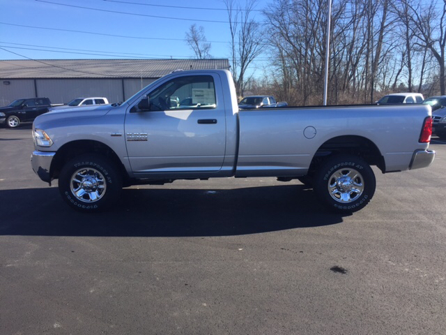 2017 Ram 2500 Regular Cab 4x4, Pickup #16238 - photo 8