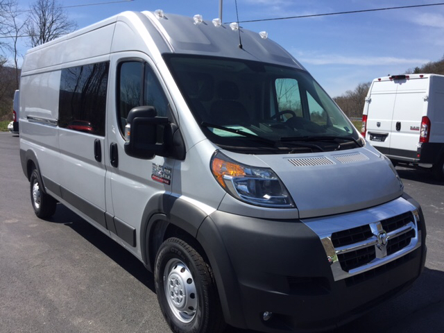 2017 ProMaster 2500 High Roof, Cargo Van #16673 - photo 4