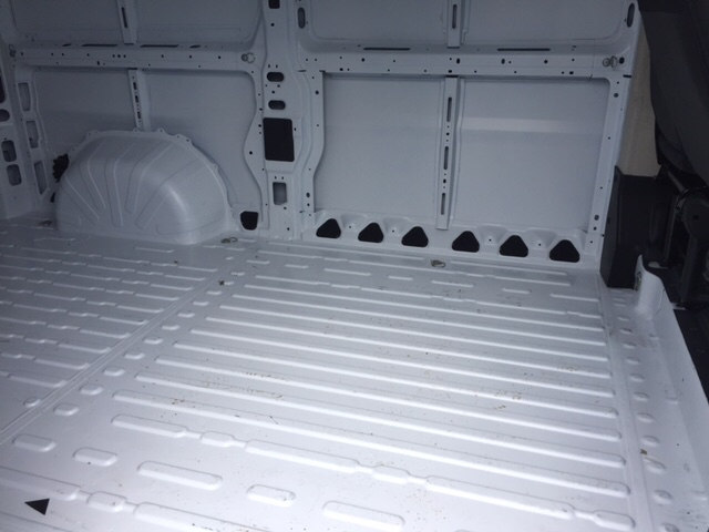 2017 ProMaster 1500 High Roof, Cargo Van #17157 - photo 21