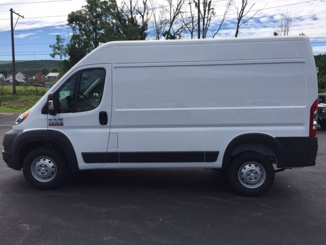 2017 ProMaster 1500 High Roof, Cargo Van #17157 - photo 9