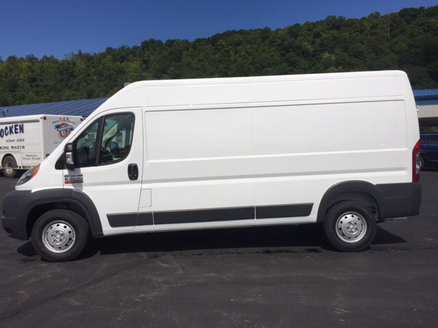 2017 ProMaster 2500 High Roof, Cargo Van #17267 - photo 9