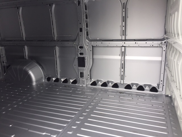 2017 ProMaster 2500 High Roof, Van Upfit #17327 - photo 21