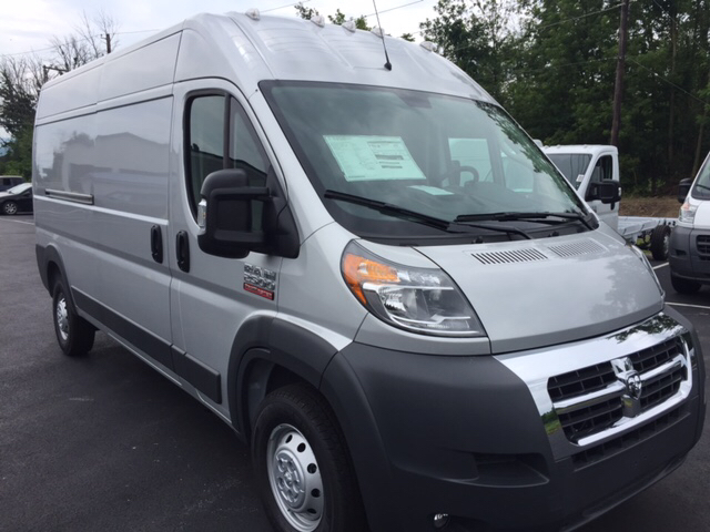 2017 ProMaster 2500 High Roof, Van Upfit #17327 - photo 5