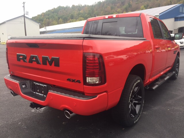 2018 Ram 1500 Crew Cab 4x4, Pickup #17450 - photo 6